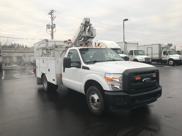 Bucket Truck-Specialized Equipment-Ford-2012-F350-LANCASTER-PA-57,725 miles-$44,500