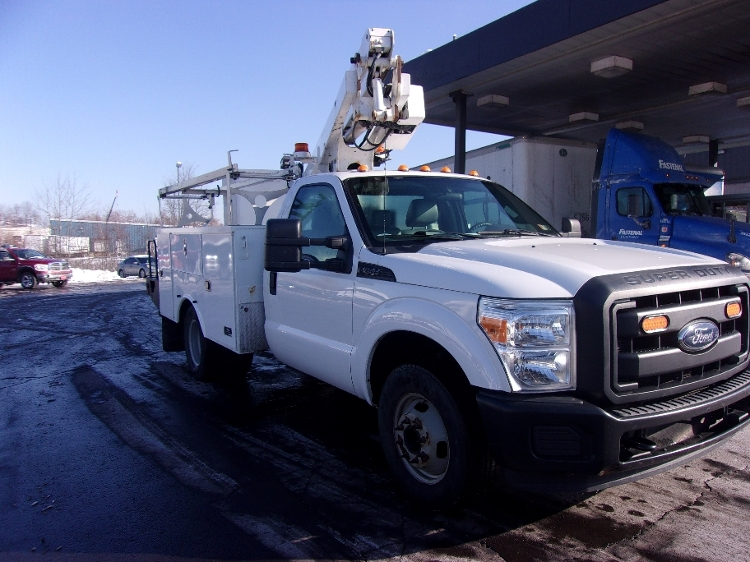 Bucket Truck-Specialized Equipment-Ford-2012-F350-JESSUP-PA-93,879 miles-$41,500