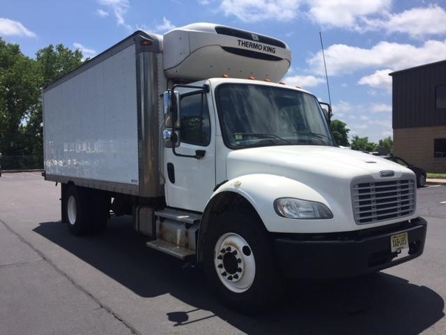 Reefer Truck-Light and Medium Duty Trucks-Freightliner-2013-M2-BENSALEM-PA-201,629 miles-$41,250
