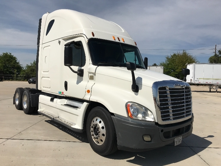 Sleeper Tractor-Heavy Duty Tractors-Freightliner-2013-Cascadia 12564ST-HOUSTON-TX-362,664 miles-$48,250