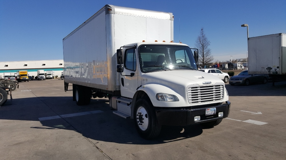Medium Duty Box Truck-Light and Medium Duty Trucks-Freightliner-2013-M2-HOUSTON-TX-73,258 miles-$51,000
