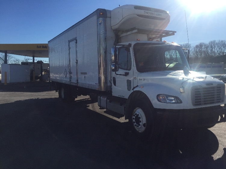 Reefer Truck-Light and Medium Duty Trucks-Freightliner-2013-M2-CRANSTON-RI-168,095 miles-$34,250