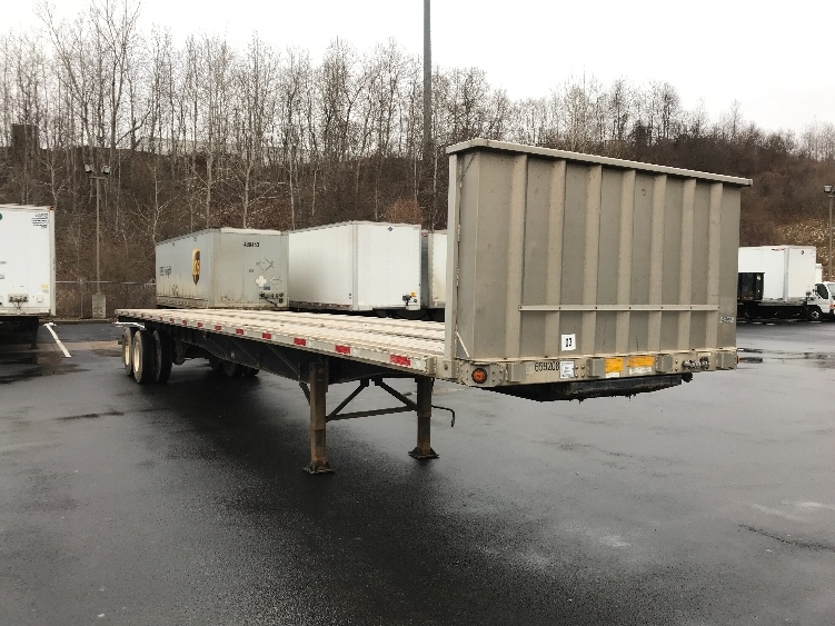 Flatbed Trailer-Semi Trailers-Utility-2013-Trailer-BINGHAMTON-NY-188,715 miles-$14,000