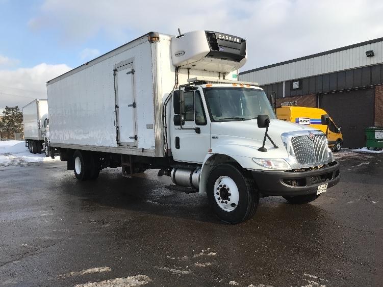 Reefer Truck-Light and Medium Duty Trucks-International-2013-4300-CONCORD-ON-179,391 km-$39,500