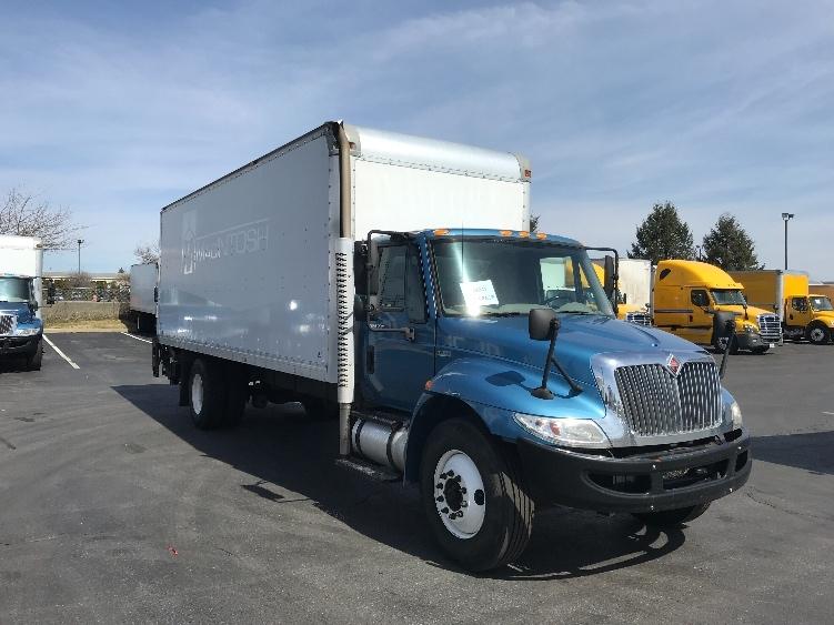 Medium Duty Box Truck-Light and Medium Duty Trucks-International-2013-4300-ALLENTOWN-PA-214,505 miles-$21,750