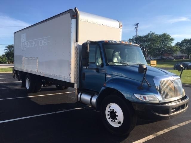 Medium Duty Box Truck-Light and Medium Duty Trucks-International-2013-4300-ALLENTOWN-PA-240,601 miles-$21,500