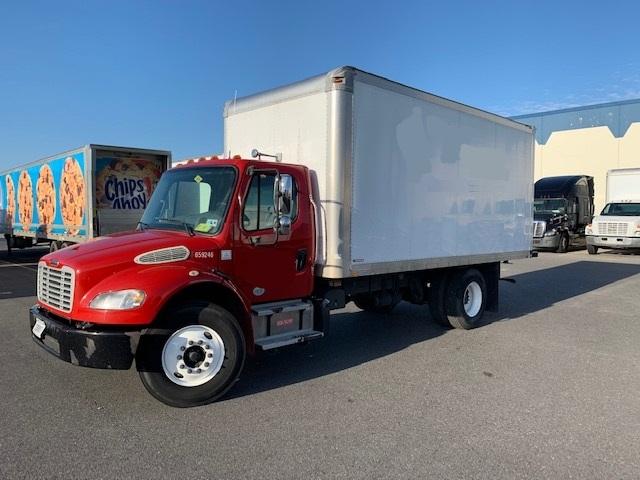 Medium Duty Box Truck-Light and Medium Duty Trucks-Freightliner-2013-M2-HAMMOND-LA-176,682 miles-$25,250