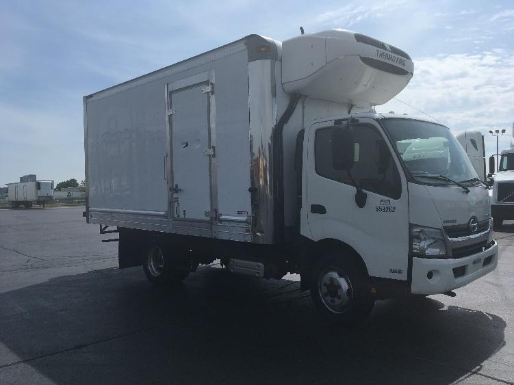 Reefer Truck-Light and Medium Duty Trucks-Hino-2013-195-MISSISSAUGA-ON-179,987 km-$38,750