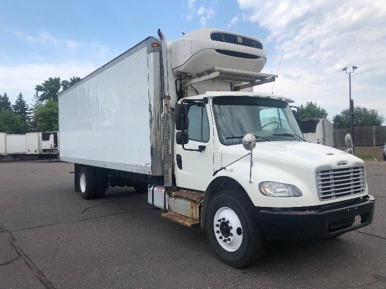 Reefer Truck-Light and Medium Duty Trucks-Freightliner-2013-M2-BROOKLYN PARK-MN-218,638 miles-$28,250