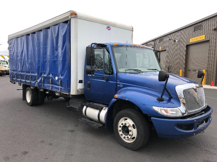 Medium Duty Box Truck-Light and Medium Duty Trucks-International-2013-4300LP-COBURG-OR-141,913 miles-$24,500