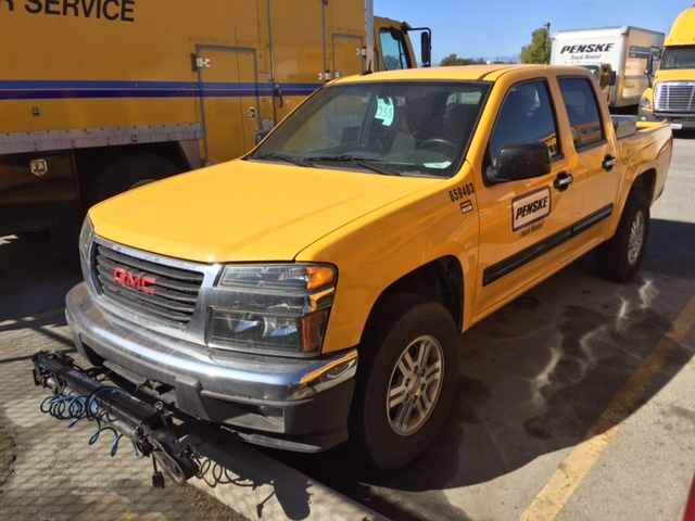 Pickup Truck-Light and Medium Duty Trucks-GMC-2012-CANYON 4-SAN LEANDRO-CA-164,295 miles-$6,000