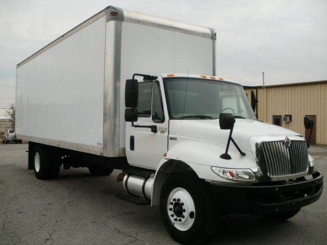 Medium Duty Box Truck-Light and Medium Duty Trucks-International-2013-4300-GADSDEN-AL-154,284 miles-$42,000