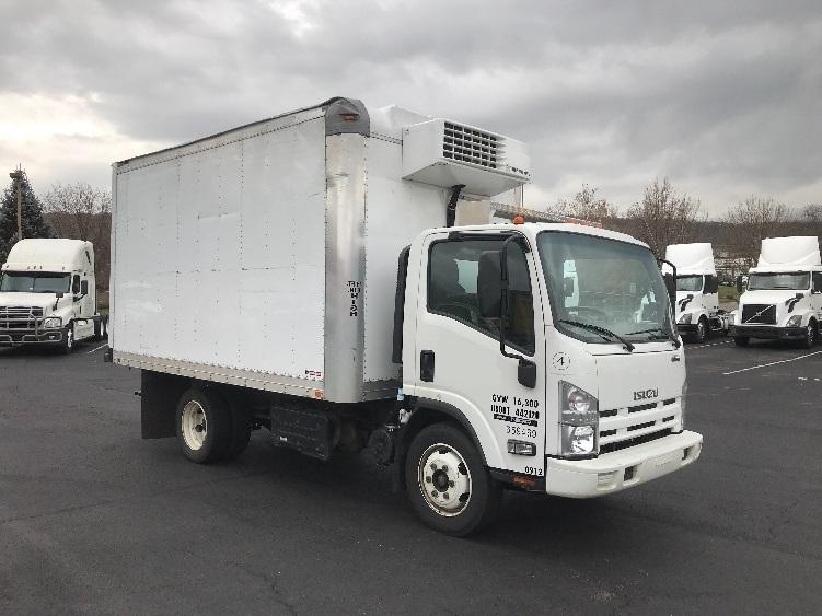 Reefer Truck-Light and Medium Duty Trucks-Isuzu-2013-NRR-KING OF PRUSSIA-PA-61,980 miles-$34,750