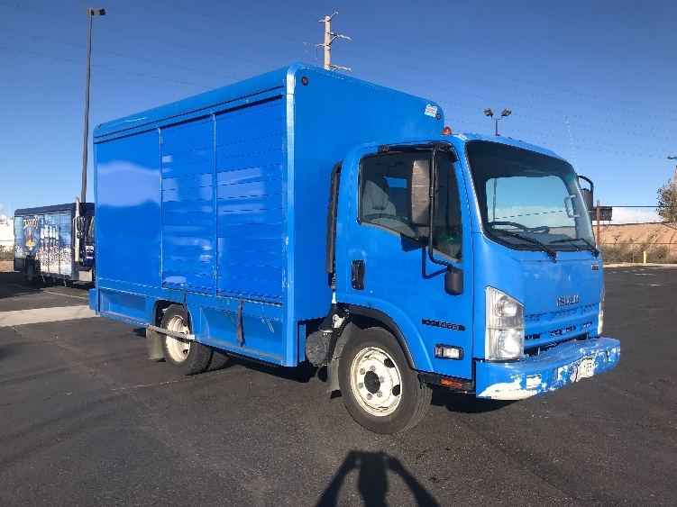 Beverage Truck-Light and Medium Duty Trucks-Isuzu-2013-NRR-DENVER-CO-169,780 miles-$20,000