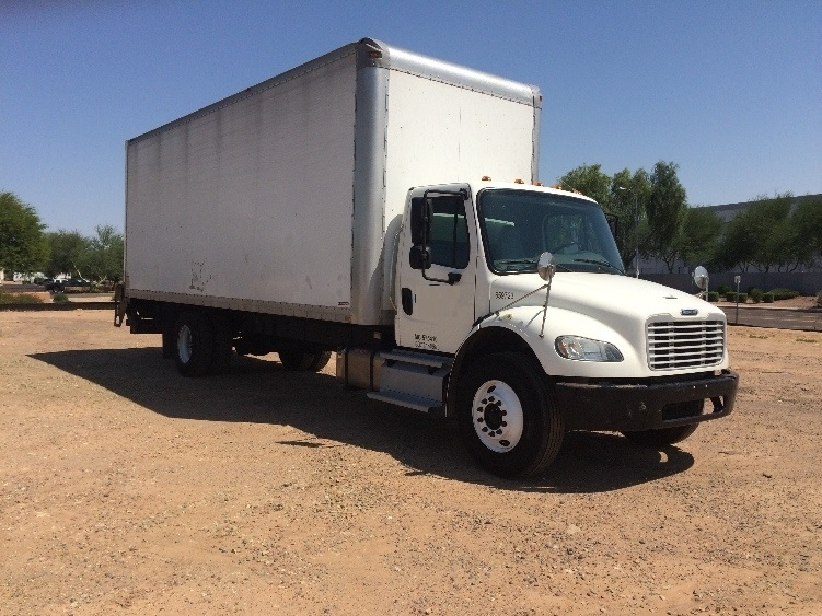 Medium Duty Box Truck-Light and Medium Duty Trucks-Freightliner-2013-M2-PHOENIX-AZ-275,465 miles-$27,750