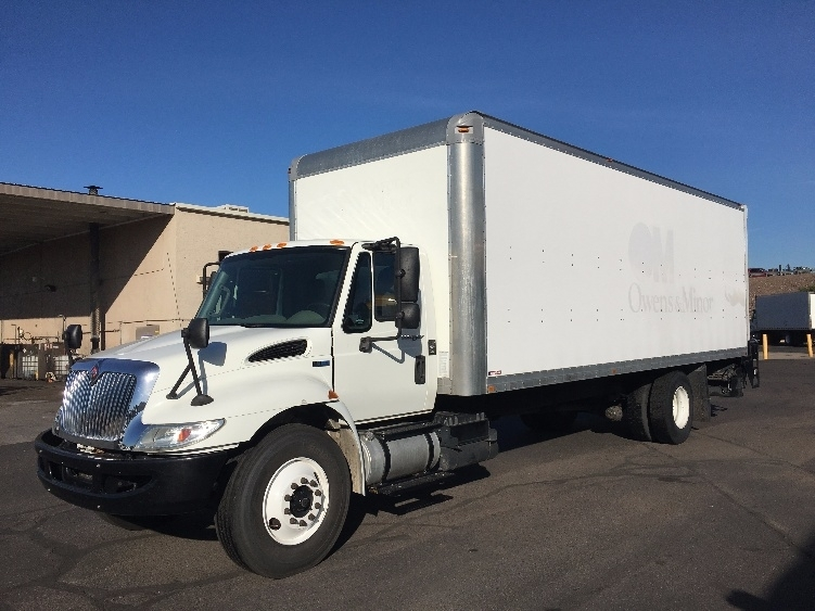 Medium Duty Box Truck-Light and Medium Duty Trucks-International-2013-4300-PHOENIX-AZ-267,178 miles-$41,000