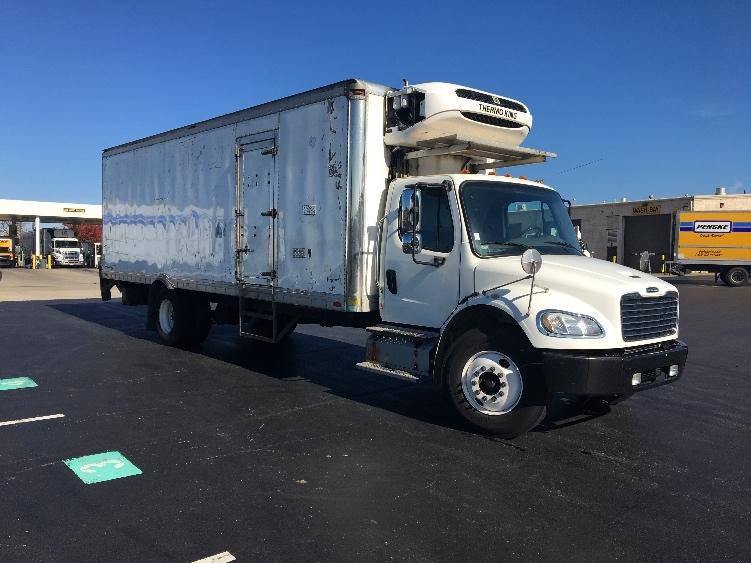 Reefer Truck-Light and Medium Duty Trucks-Freightliner-2013-M2-ALLENTOWN-PA-330,766 miles-$22,500