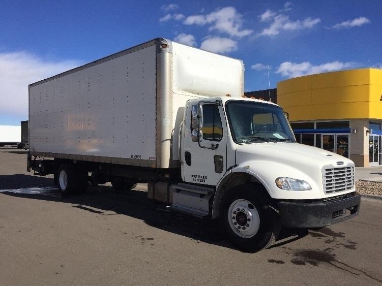 Medium Duty Box Truck-Light and Medium Duty Trucks-Freightliner-2013-M2-DENVER-CO-312,400 miles-$35,000