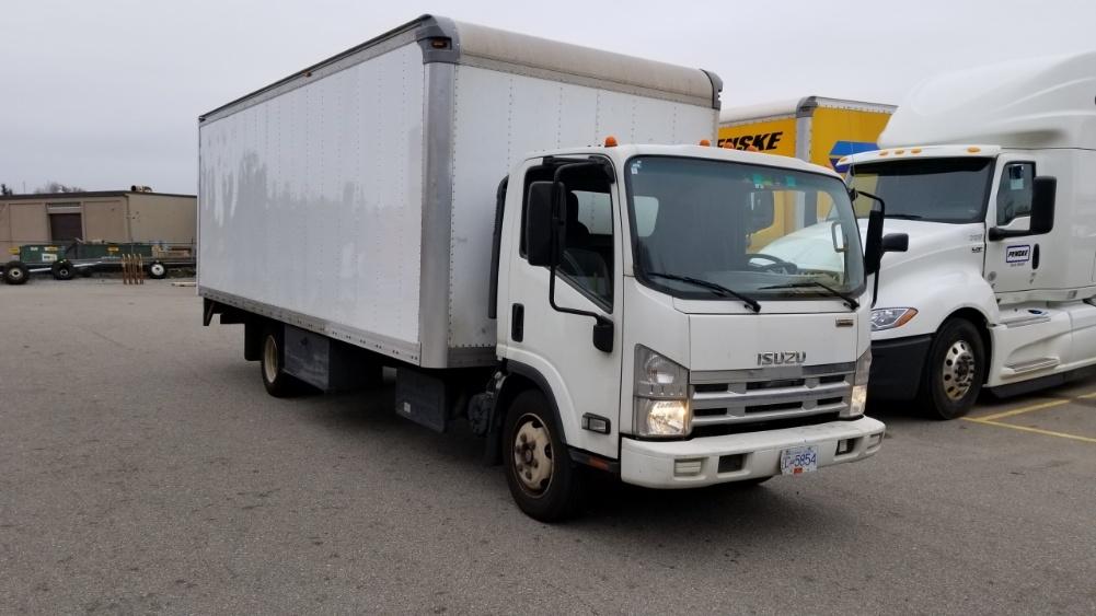 Medium Duty Box Truck-Light and Medium Duty Trucks-Isuzu-2013-NRR-DELTA-BC-258,265 km-$33,000