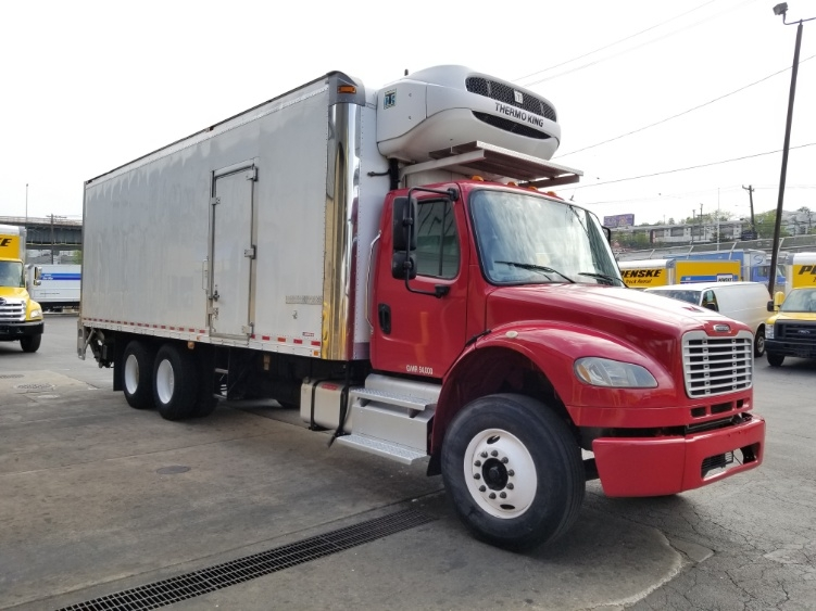 Reefer Truck-Light and Medium Duty Trucks-Freightliner-2013-M2-NORTH BERGEN-NJ-156,625 miles-$51,750