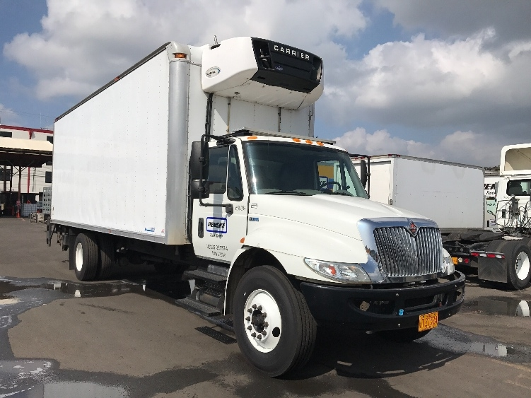 Reefer Truck-Specialized Equipment-International-2013-4300-HONOLULU-HI-50,709 miles-$63,750