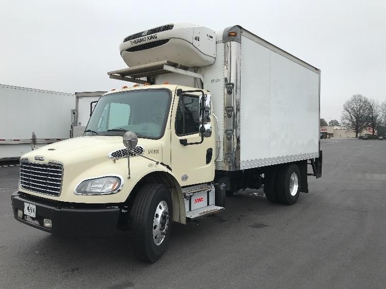Reefer Truck-Light and Medium Duty Trucks-Freightliner-2013-M2-ATLANTA-GA-255,784 miles-$27,750