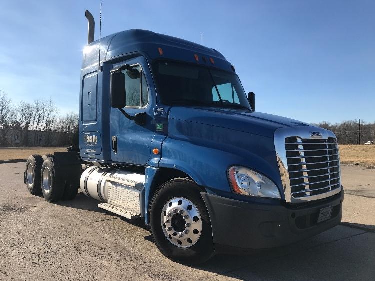 Sleeper Tractor-Heavy Duty Tractors-Freightliner-2013-Cascadia 12564ST-EVANSVILLE-IN-551,073 miles-$42,750