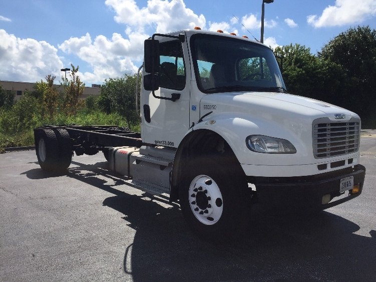 Cab and Chassis Truck-Light and Medium Duty Trucks-Freightliner-2013-M2-SAINT PETERSBURG-FL-263,647 miles-$29,250