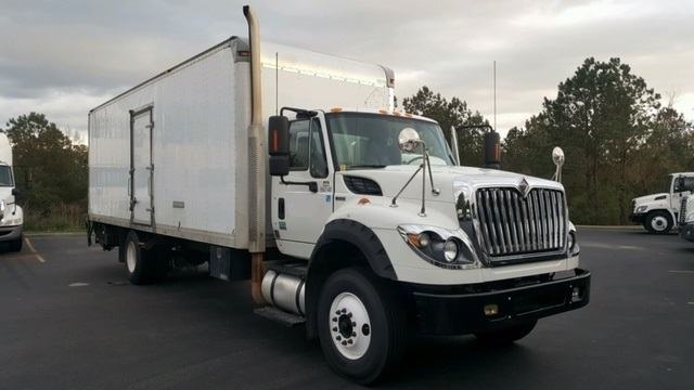 Medium Duty Box Truck-Light and Medium Duty Trucks-International-2013-7600-WEST COLUMBIA-SC-438,914 miles-$36,500