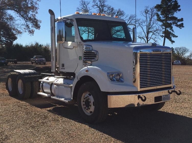 Day Cab Tractor-Heavy Duty Tractors-Freightliner-2013-CORONADO-TYLER-TX-366,647 miles-$54,000