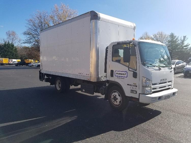 Medium Duty Box Truck-Light and Medium Duty Trucks-Isuzu-2013-NRR-MANASSAS-VA-159,151 miles-$28,000
