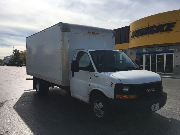 Light Duty Box Truck-Light and Medium Duty Trucks-GMC-2013-Savana G33903-ROCKFORD-IL-121,960 miles-$16,250