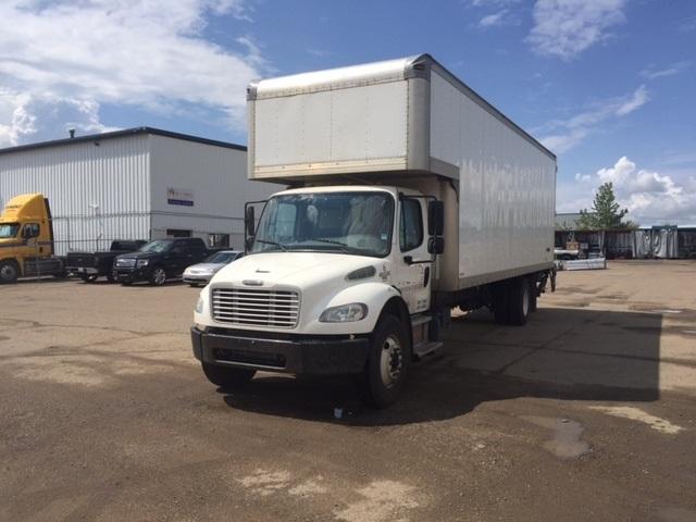 Medium Duty Box Truck-Light and Medium Duty Trucks-Freightliner-2013-M2-EDMONTON-AB-307,380 km-$51,750
