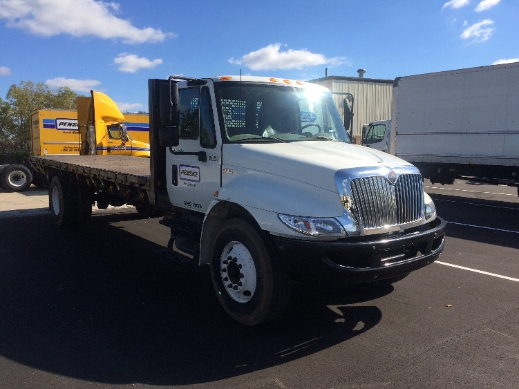 Flatbed Truck-Light and Medium Duty Trucks-International-2013-4300M7-INDIANAPOLIS-IN-23,504 miles-$46,750