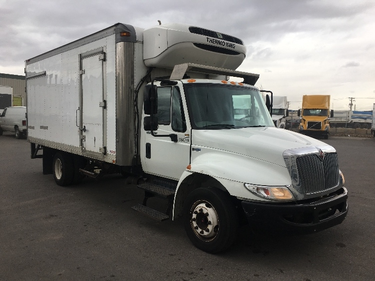 Reefer Truck-Light and Medium Duty Trucks-International-2013-4300LP-CALGARY-AB-145,718 km-$38,500