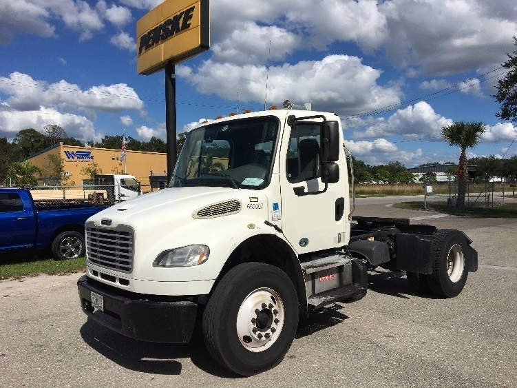 Day Cab Tractor-Heavy Duty Tractors-Freightliner-2013-M2-FORT MYERS-FL-215,263 miles-$30,000