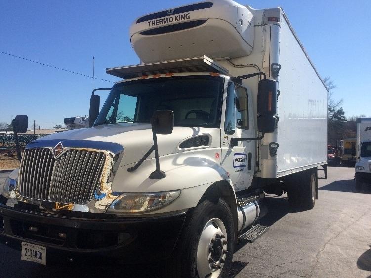 Reefer Truck-Light and Medium Duty Trucks-International-2013-4300-MACON-GA-199,884 miles-$22,500