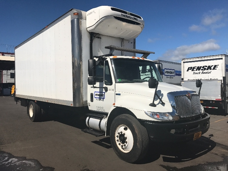 Reefer Truck-Specialized Equipment-International-2013-4300-HONOLULU-HI-64,558 miles-$63,000