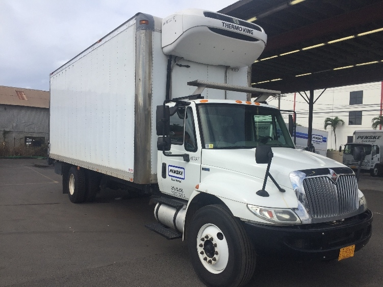 Reefer Truck-Light and Medium Duty Trucks-International-2013-4300-TORRANCE-CA-88,543 miles-$42,250