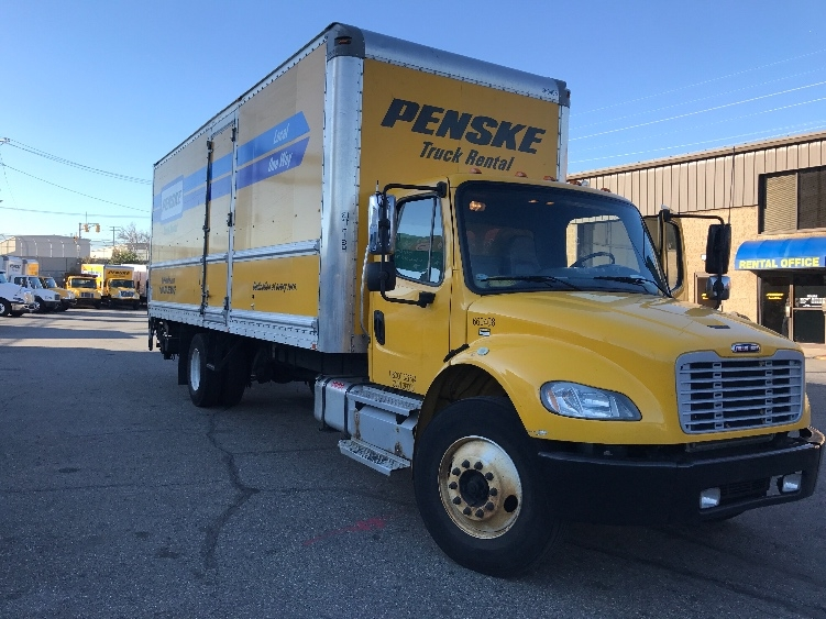 Medium Duty Box Truck-Light and Medium Duty Trucks-Freightliner-2013-M2-PARSIPPANY-NJ-120,607 miles-$44,750