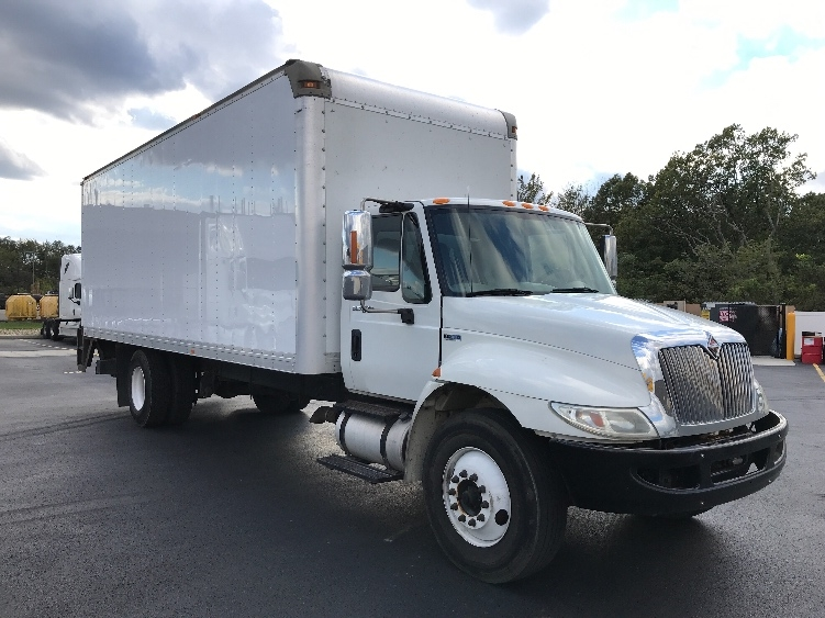 Medium Duty Box Truck-Light and Medium Duty Trucks-International-2013-4300-ZELIENOPLE-PA-130,794 miles-$21,250