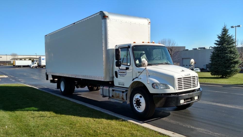 Medium Duty Box Truck-Light and Medium Duty Trucks-Freightliner-2013-M2-DE PERE-WI-139,722 miles-$42,750