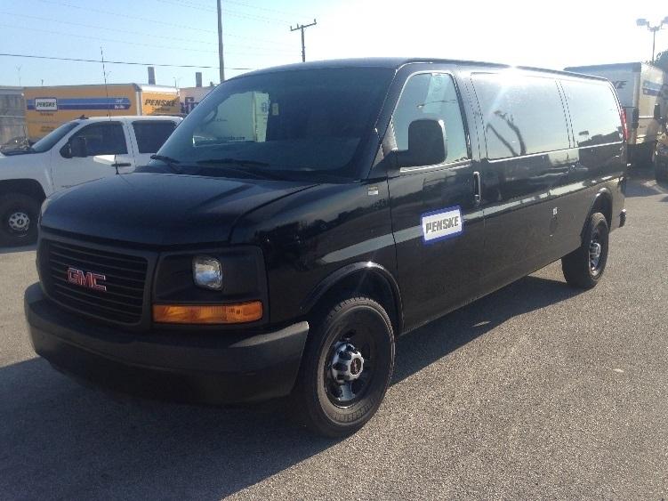 Cargo Van (Panel Van)-Light and Medium Duty Trucks-GMC-2013-Savana G33705-MIAMI-FL-89,984 miles-$15,750