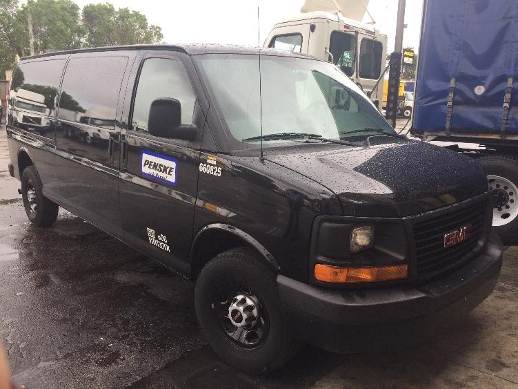 Cargo Van (Panel Van)-Light and Medium Duty Trucks-GMC-2013-Savana G33705-POMPANO BEACH-FL-62,622 miles-$17,750
