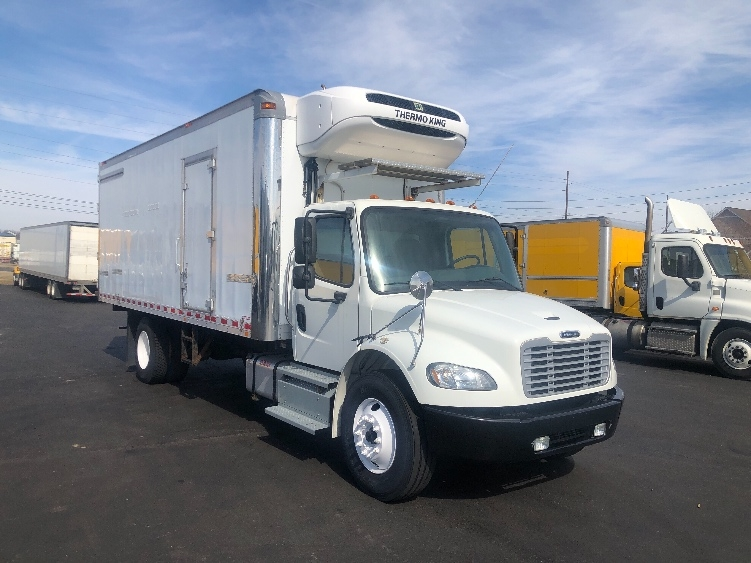 Reefer Truck-Light and Medium Duty Trucks-Freightliner-2013-M2-INDIANAPOLIS-IN-263,951 miles-$27,000