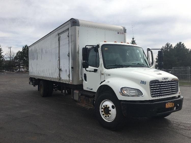 Medium Duty Box Truck-Light and Medium Duty Trucks-Freightliner-2013-M2-ALBANY-NY-311,355 miles-$20,750