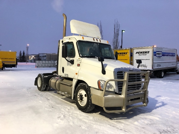 Day Cab Tractor-Heavy Duty Tractors-Freightliner-2013-Cascadia 12542ST-EDMONTON-AB-567,317 km-$44,750