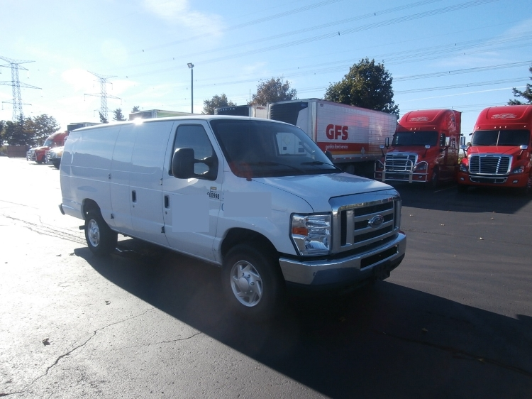 Cargo Van (Panel Van)-Light and Medium Duty Trucks-Ford-2012-E350-MISSISSAUGA-ON-125,859 km-$16,250