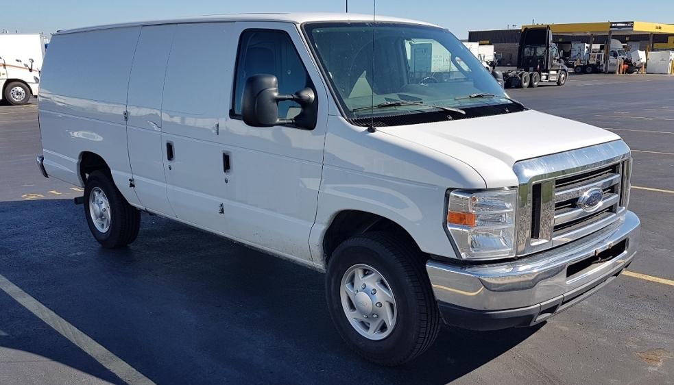 Cargo Van (Panel Van)-Light and Medium Duty Trucks-Ford-2012-E350-CAMBRIDGE-ON-159,229 km-$15,500