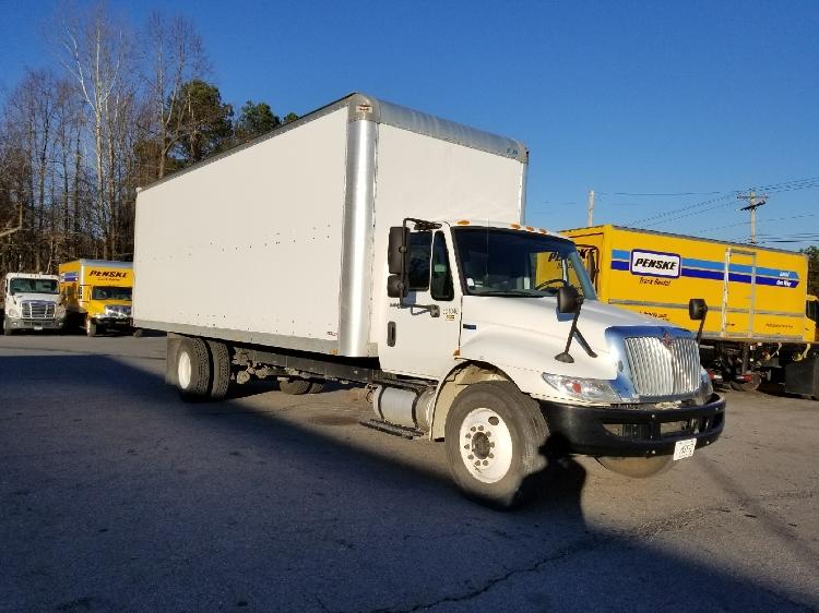 Medium Duty Box Truck-Light and Medium Duty Trucks-International-2013-4300-DALTON-GA-82,524 miles-$39,000